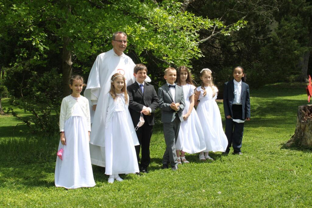 Erstkommunion, 8. Mai 2021